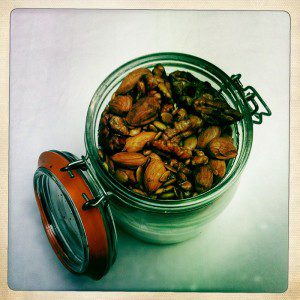 Coconut Oil Post - Make Your Own Activated Nuts
