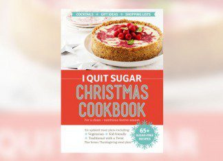 I Quit Surar iqs christmas cookbook