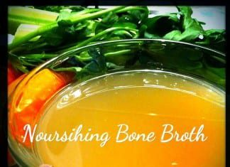 coconut oil post nourishing bone broth 2