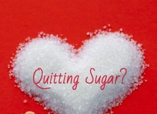 coconut oil post quitting sugar