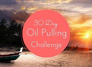 coconut oil post 30 day oil pull challenge