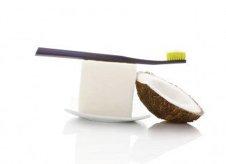 coconut oil post how to oil pull