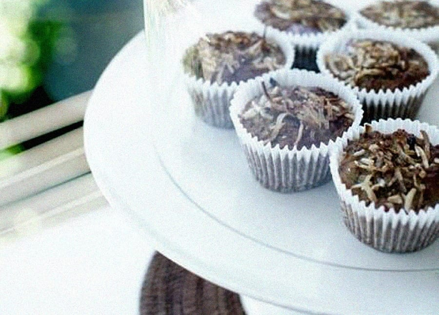 Coconut Oil Post Weekend Muffins