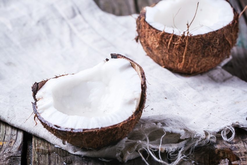 Coconut oil post - Coconut oil for Dry Skin