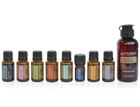 Why I Chose doTERRA Essential Oils