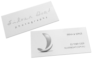 Icon Innovations Branding for Silver Boat Photography